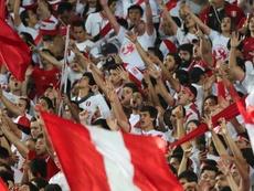 Les fans péruviens font partie des nominés. EFE