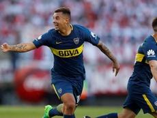 Cardona, a un paso de confirmar su vuelta a Boca. EFE/Archivo