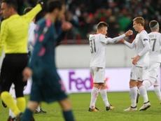 Le Porto de Casillas a plus de chances de se qualifier. EFE