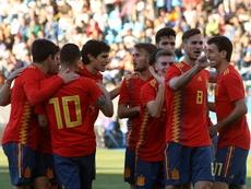España mide su nivel. EFE/Archivo