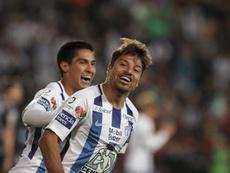 Palacios puede firmar este mismo lunes con Independiente. EFE