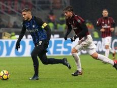Locatelli podría acabar en la Juventus. EFE