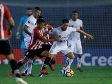 Jean Mota deverá ser cedido ao Fortaleza até o fim desta temporada. EFE