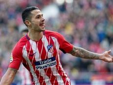 Vitolo está de vuelta. EFE
