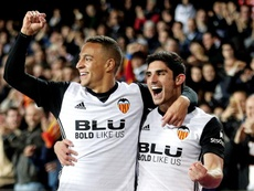 Rodrigo rêve de changer de club. EFE