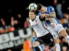 Asensio y Mario Hermoso mandaron un mensaje de ánimo al Espanyol. EFE/Archivo