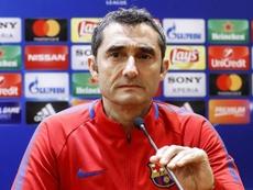 Valverde nunca ha ganado la Copa del Rey como técnico. EFE