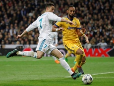 O defesa da Juventus criticou duramente o cómico italiano. EFE
