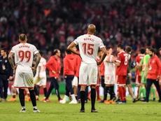 El Sevilla tuteó al Bayern. EFE