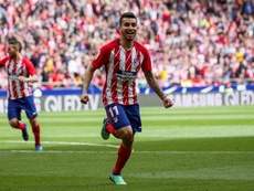 Correa could be facing the most important moment of his career at Atletico. EFE