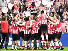 Habrá entre un 20% y un 40% de público en los estadios de Países Bajos. EFE/EPA