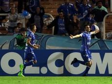 Godoy Cruz se verá las caras ante un rival bastante inferior sobre el papel. EFE