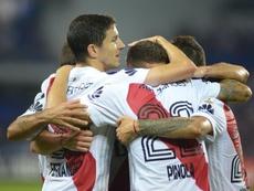 River Plate cede a Maximiliano Velazco a Defensores de Belgrano. EFE
