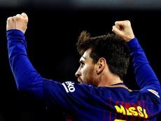 Messi est l'authentique dominateur de LaLiga. EFE