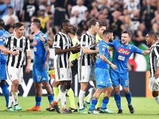 Serie A: prováveis escalações de Napoli e Juventus. EFE