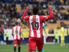 El 'Choco' Lozano podría convertirse en nuevo jugador del Cádiz. EFE
