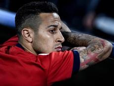 Bayern de Munich Thiago Alcantara. EFE
