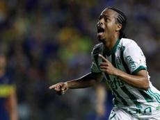 Keno é mais um reforço do Atlético Mineiro. EFE