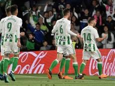 Betis estará na Liga Europa na próxma temporada. EFE