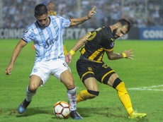Ramón Arias podría volver a Peñarol. EFE