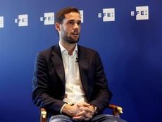 Mario Suárez, en la agenda del Mallorca. EFE/Archivo
