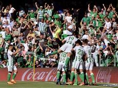 Los goles señalados de Bartra. EFE