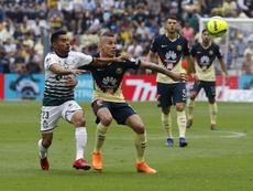 O Sporting segue os passos de Mateus Uribe. EFE