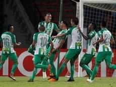 Ronaldo Lucena, Bonilla y Miller, fuera de Nacional. EFE