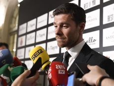 Xabi Alonso talks up Liverpool ahead of final. EFE