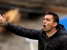 Asier Garitano entraînera Alavés. EFE/Archive