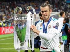 Villas Boas defendió a Gareth Bale. EFE