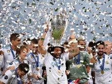 Marcelo se confiesa en 'The Players Tribune'. AFP