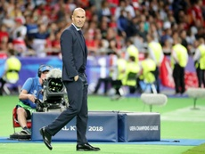 Calls are growing increasingly louder for Zidane to take over at the United helm. EFE