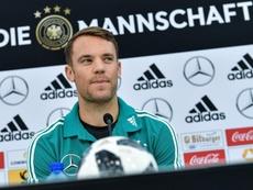 Neuer y Kimmich no se oponen a la vuelta de Pep. EFE