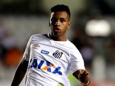 Las infiltraciones del jugador han enfadado a Santos. EFE/Archivo