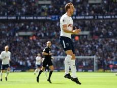 Kane deberá esperar para golear en el nuevo estadio. EFE/EPA/Archivo