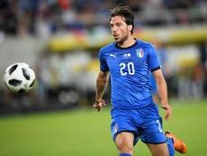 Simone Verdi podría cambiar de equipo en Italia. EFE