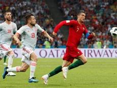 L'Espagne affrontera son voisin avant l'Euro 2020. EFE