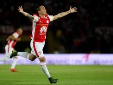 Seijas no dudaría en volver a lanzar un penalti ante Argentina. EFE/Archivo