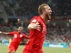 Kane ha empezado el Mundial con un doblete. EFE
