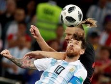 Vida desveló el gesto de Messi. EFE