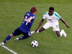 Moussa Wagué forfait pour 9 mois. EFE