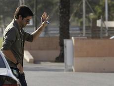 David Albelda es uno de los candidatos a presidir la Federación Valenciana. EFE/Archivo