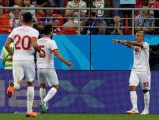 La CAF ha sancionado con severidad a la Selección de Túnez. EFE