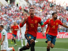 Spain have confirmed two top friendlies for March. EFE