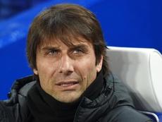 Lukaku et Dzeko, deux vrais 9 pour l'Inter de Conte. EFE/Archivo