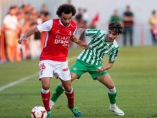 Já foi realizado o sorteio da terceira pré-eliminatória da Liga Europa. EFE/Julián Pérez