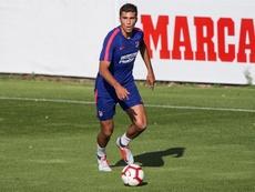 Rodri sacó su mejor versión ante el Villarreal. EFE