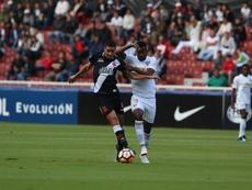 Liga de Quito eliminó a Vasco. EFE