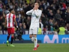 Lucas Vázquez a atteint les 100 victoires avec le Real Madrid. EFE